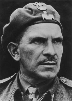 Stanisław Sosabowski 1st Independant Polish Parachute Brigade